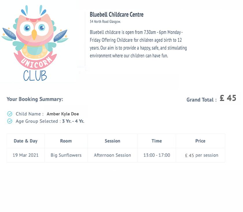 Custom Booking Forms - Summary