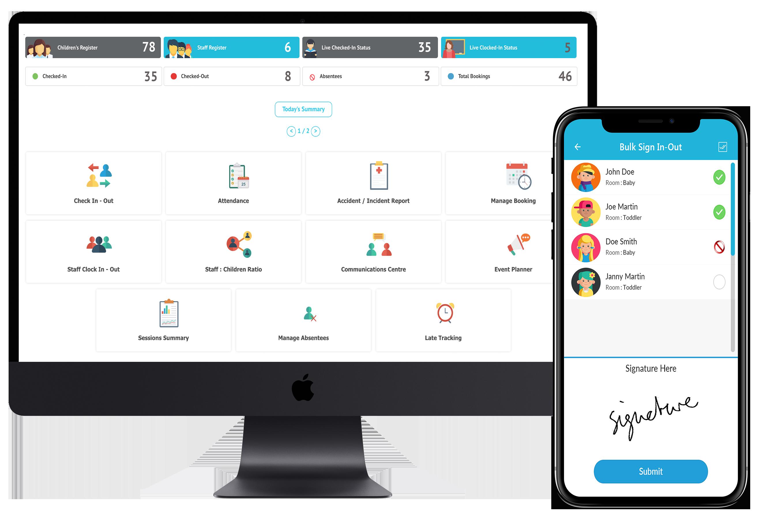 Simpler, Smarter Childcare Management Software