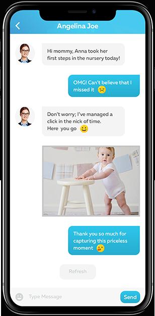 staff-parent-chat