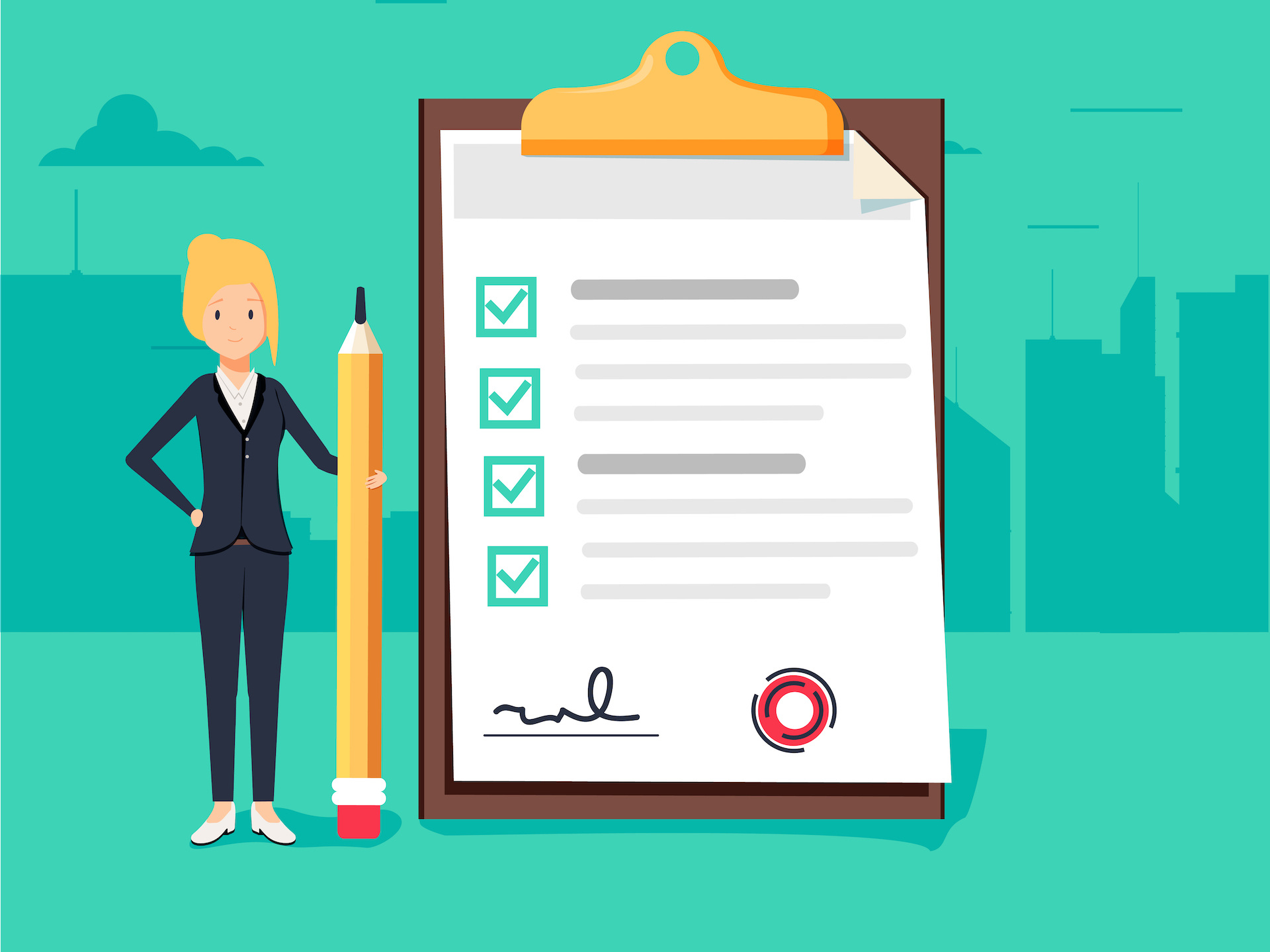 Checklist for starting your childcare business