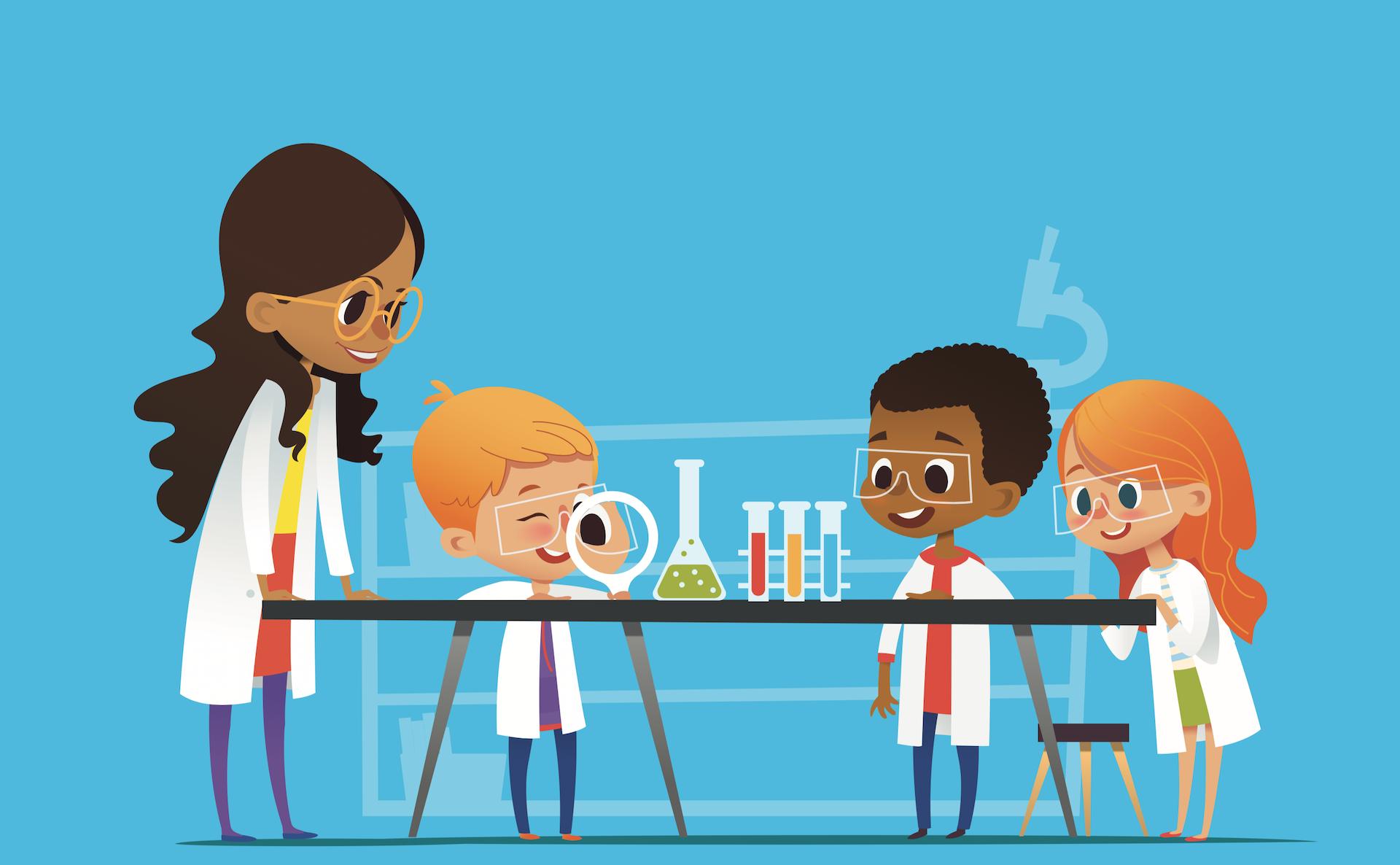Easy science experiments for pre-schoolers