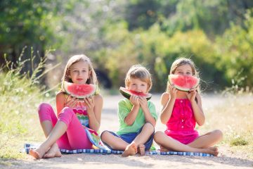 Sensory-based food education for preschools and after school clubs