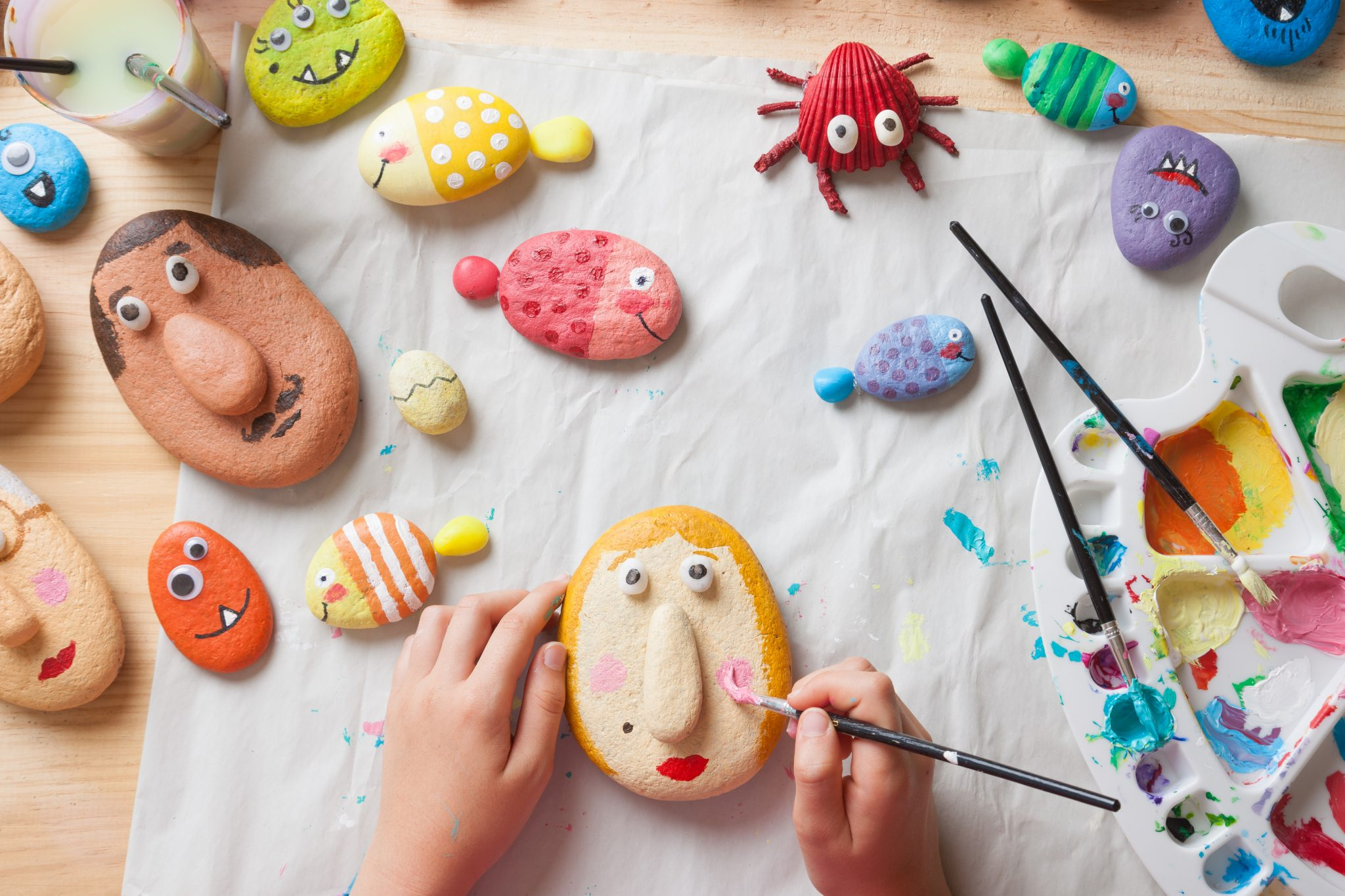 Summer Craft Ideas for Out of School Clubs