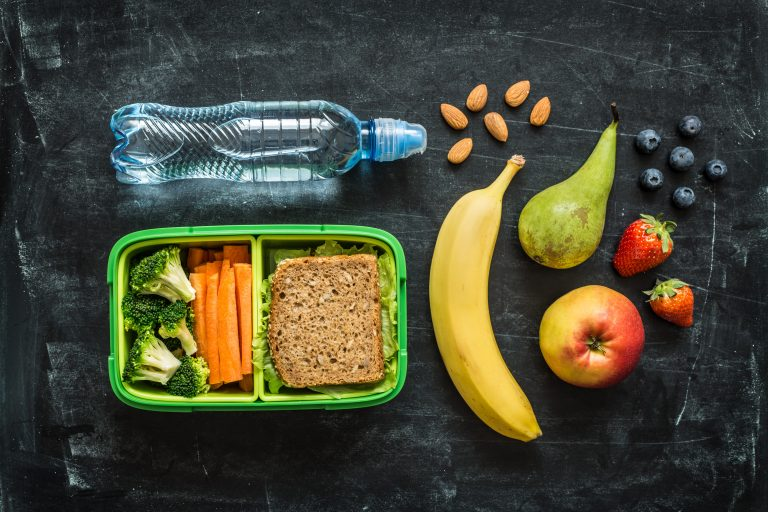 Guidelines on portion sizes for pre-schoolers