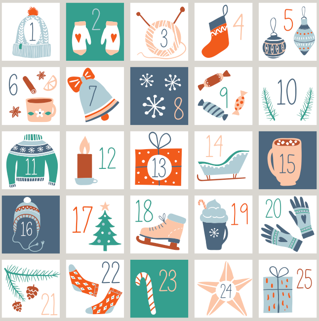 Creative advent activities for kids
