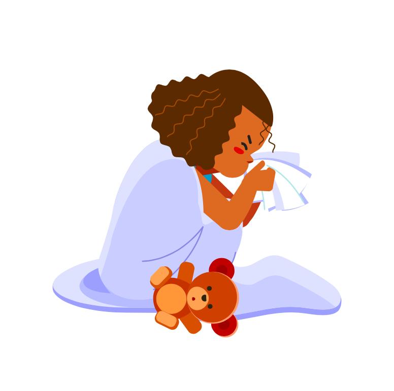 Managing hay fever in pre-schoolers