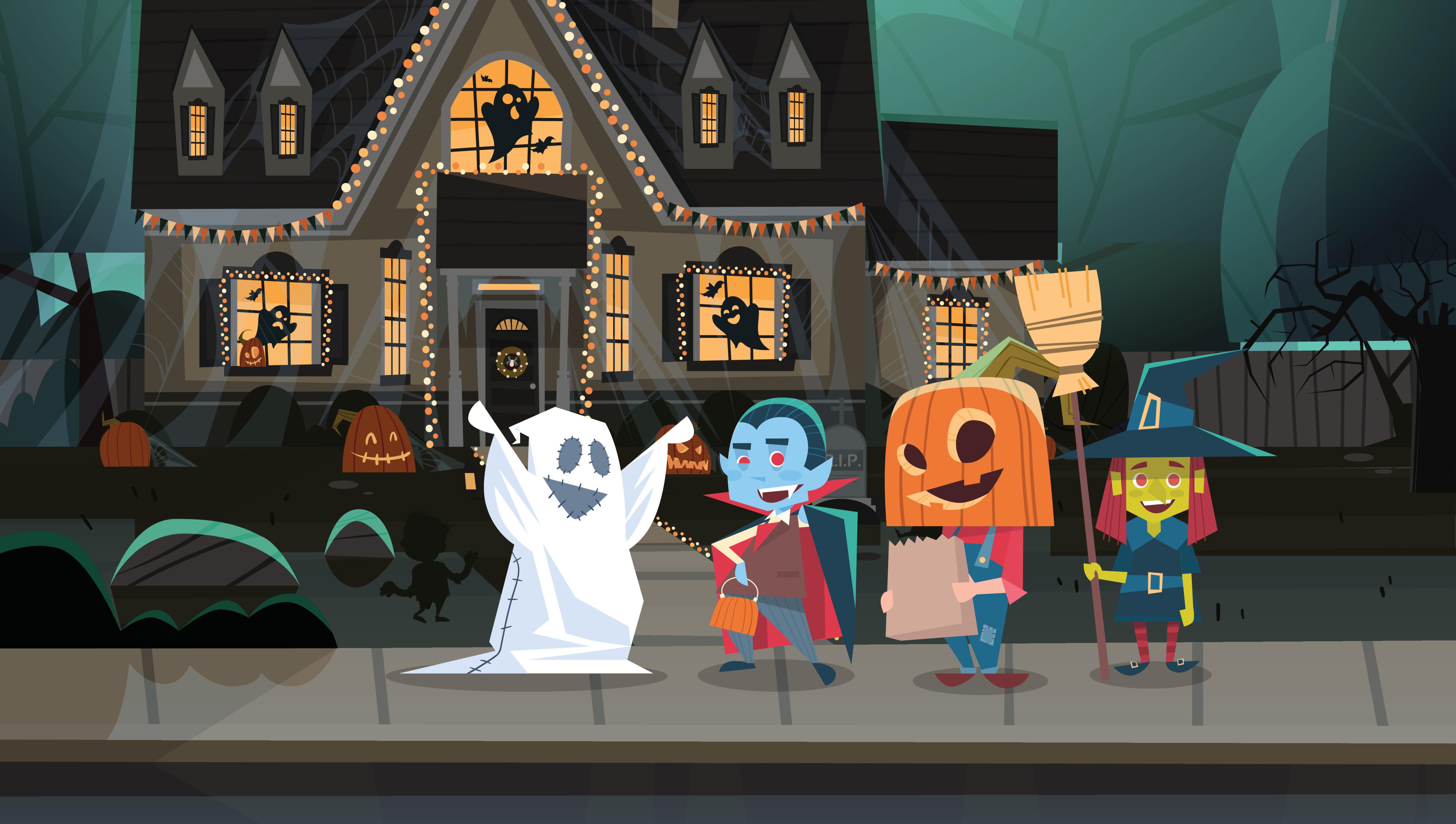Easy Halloween costume Ideas for Kids
